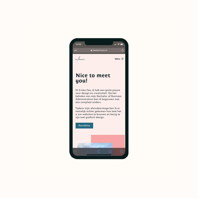 Website development & Creative design Contact