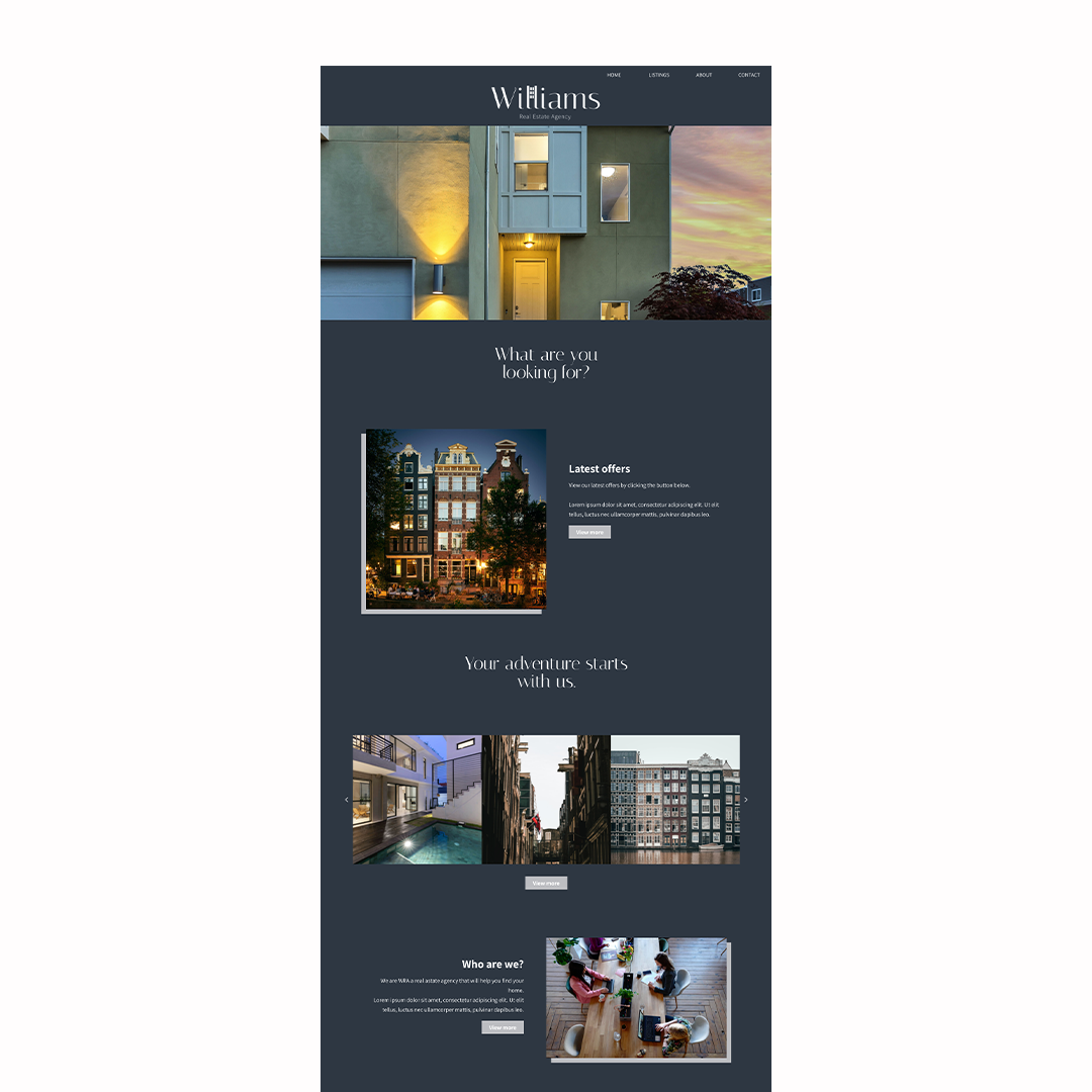 the business template shop now
